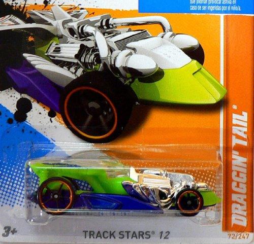Hot Wheels Draggin Tail '12 (Wings Firebird Hot)