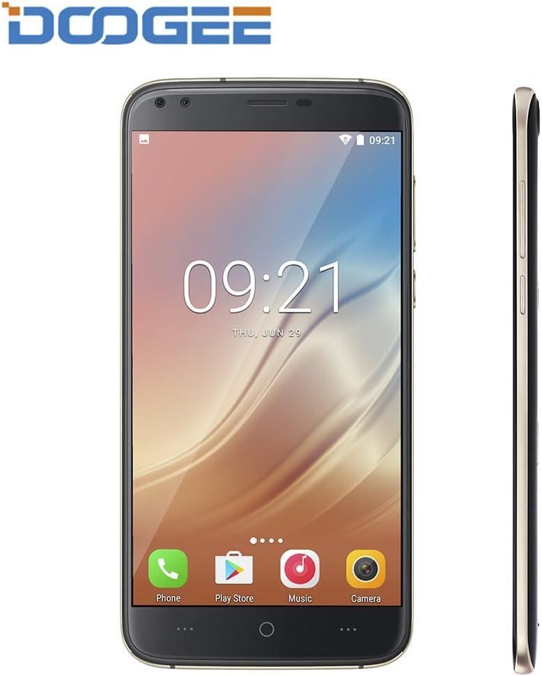 DOOGEE X30 Teléfono Cámara Quad Core 2 x 8.0MP + 2.55.0 MP Android ...