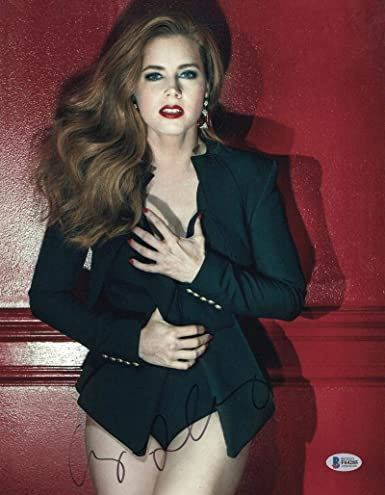 Hot Sexy Amy Adams Signed 11x14 Photo Authentic Autograph Beckett Coa G At Amazon S Entertainment Collectibles Store If you are familiar with the. hot sexy amy adams signed 11x14 photo