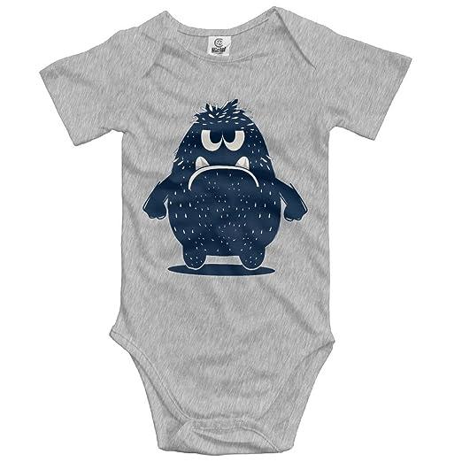 73ae3e217617 Amazon.com  Baby Angry Little Monster Unisex Toddler Bodysuit Summer ...