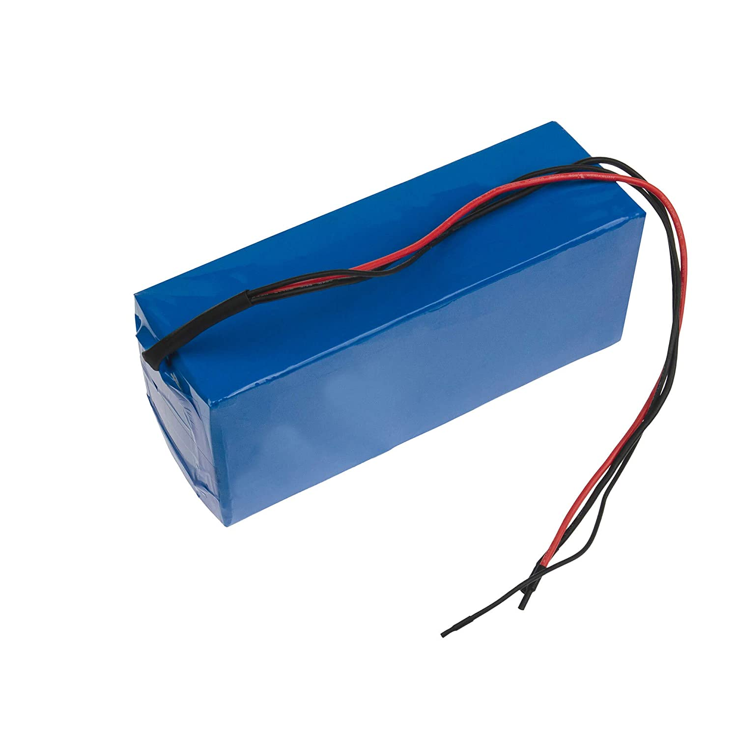 GC/® E-BIKE Battery 48V 17.4Ah 835Wh Pedelec Silverfish with Li-Ion Panasonic Cells and Charger