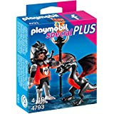 Playmobil Knight with Dragon Building Set