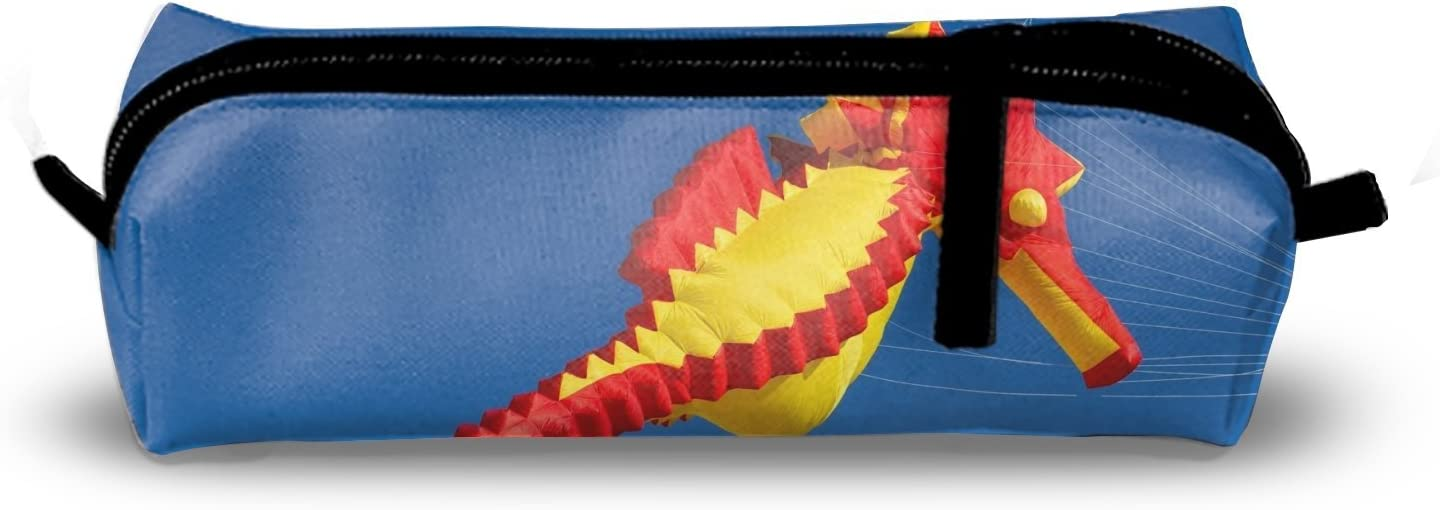 Fire Kissed Water Charm School Pencil Pouch Case