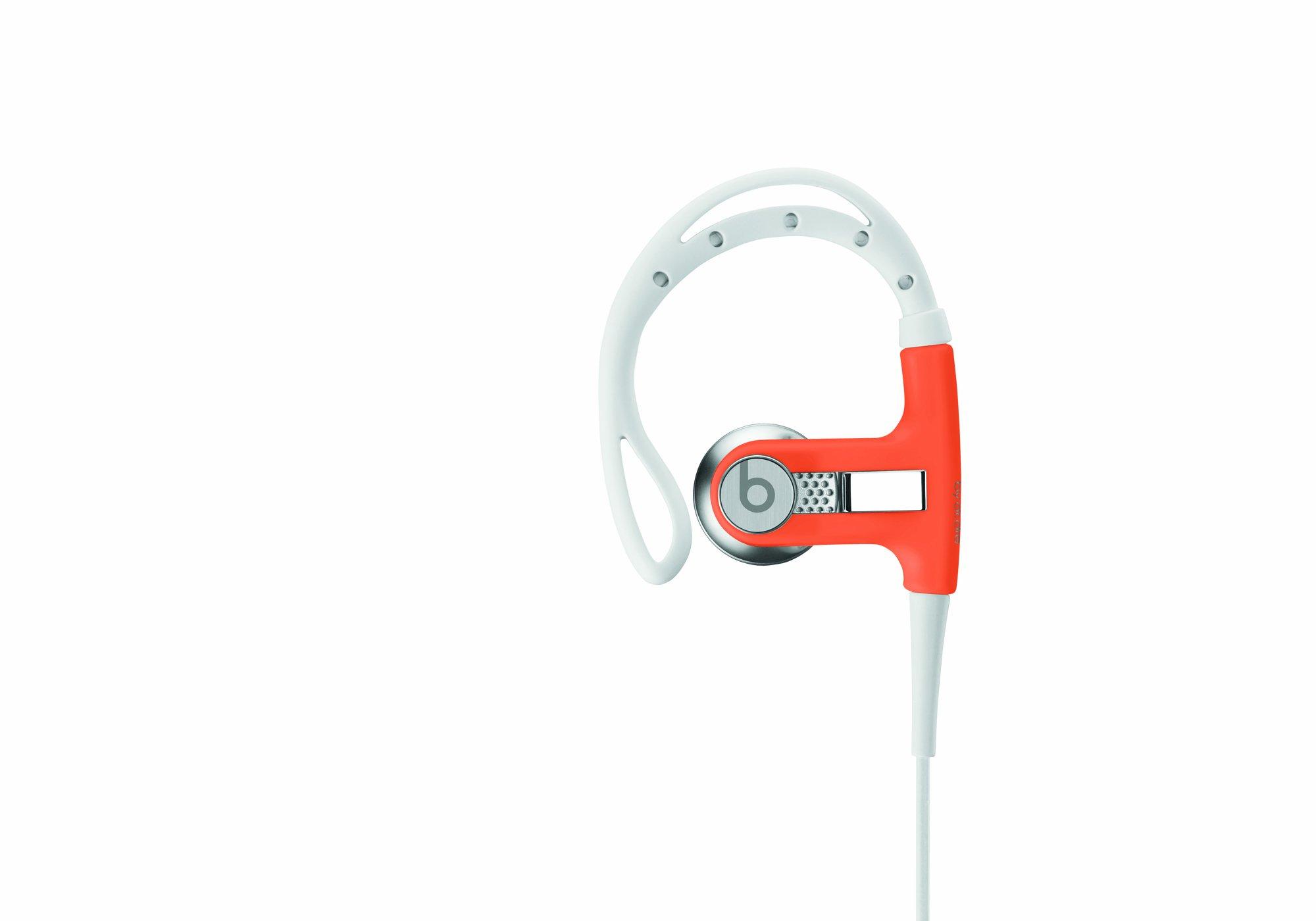 PowerBeats In-Ear Headphone - Orange by Beats