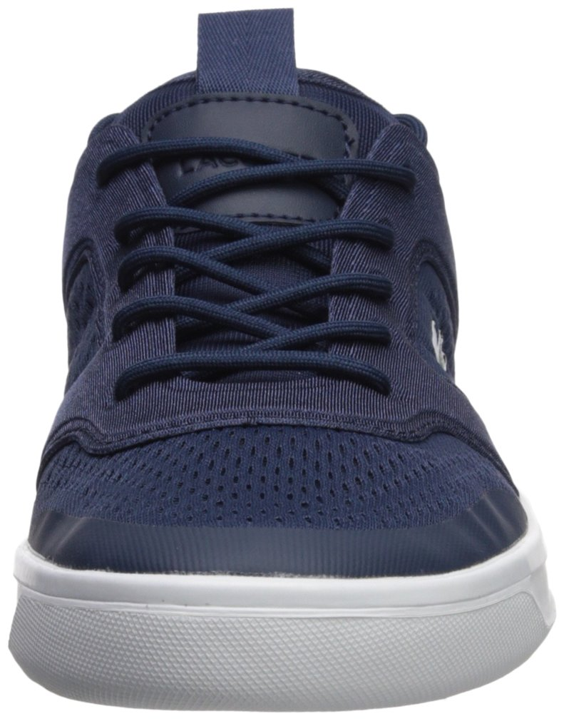 Lacoste Men's Explorateur Sport Sneaker, Navy, 9.5 M US by Lacoste (Image #4)