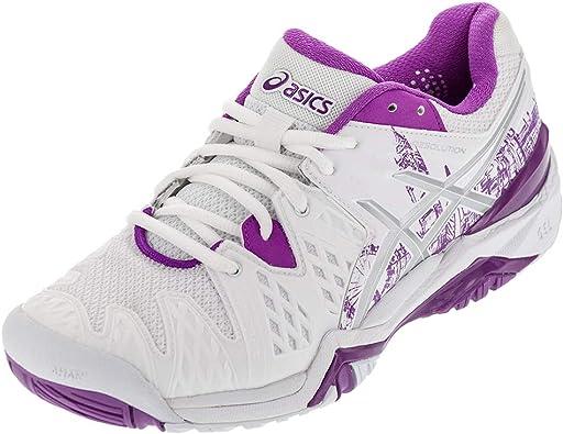 6 L.E. London Womens Tennis Shoe