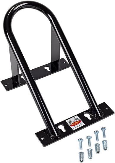 Amazon Com Marson Usa Low Profile Chock Removable Motorcycle Wheel Chocks Designed For Sport Bikes Black Automotive