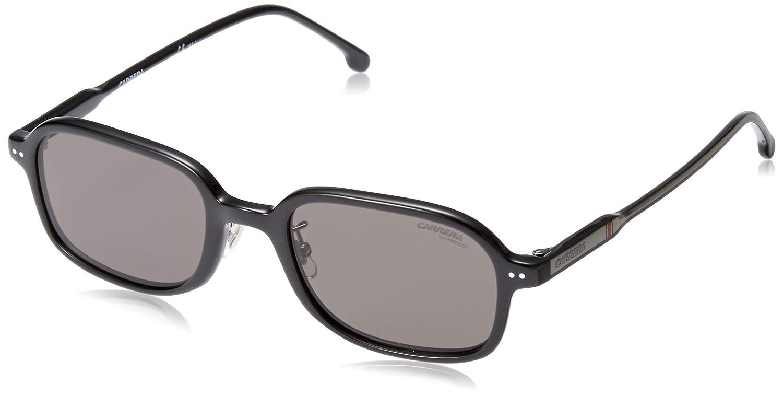 Amazon.com: Gafas de sol Carrera 199 /G/S 0807 negro/IR gris ...