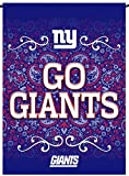 New York Giants Rico Premium 2-sided GARDEN Flag Outdoor House Banner Football
