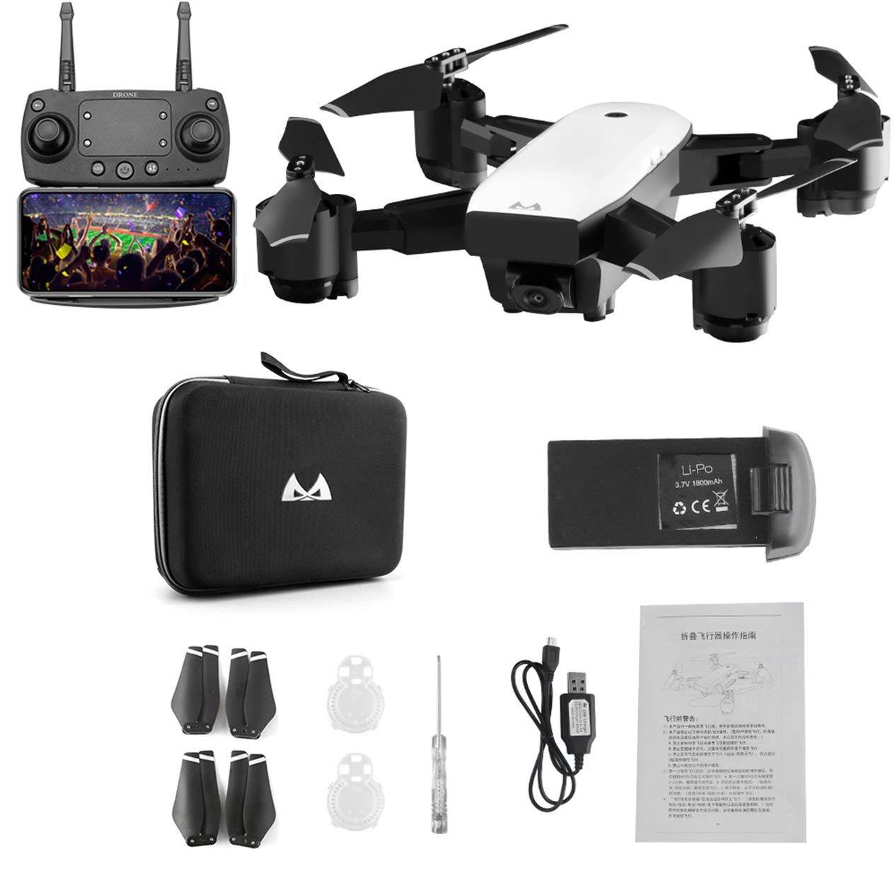 a la venta EdBerk74 SMRC S20 6 Ejes Gyro Gyro Gyro Mini GPS Drone con Gran Angular 1080P Cámara 2.4G Altitud Hold RC Quadcopter Modelo RC portátil  barato