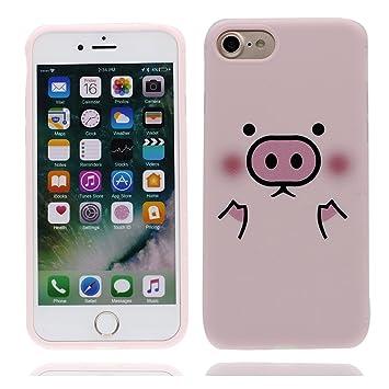 iPhone 7 Plus Carcasa, iPhone 7 Plus Funda Case de Gel ...