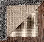 Abahub Premium Quality Anti Slip Rug Grippers for Under Area Rugs Carpets Runners Doormats on Wood Hardwood Floors, Non Slip, Washable Padding Grips