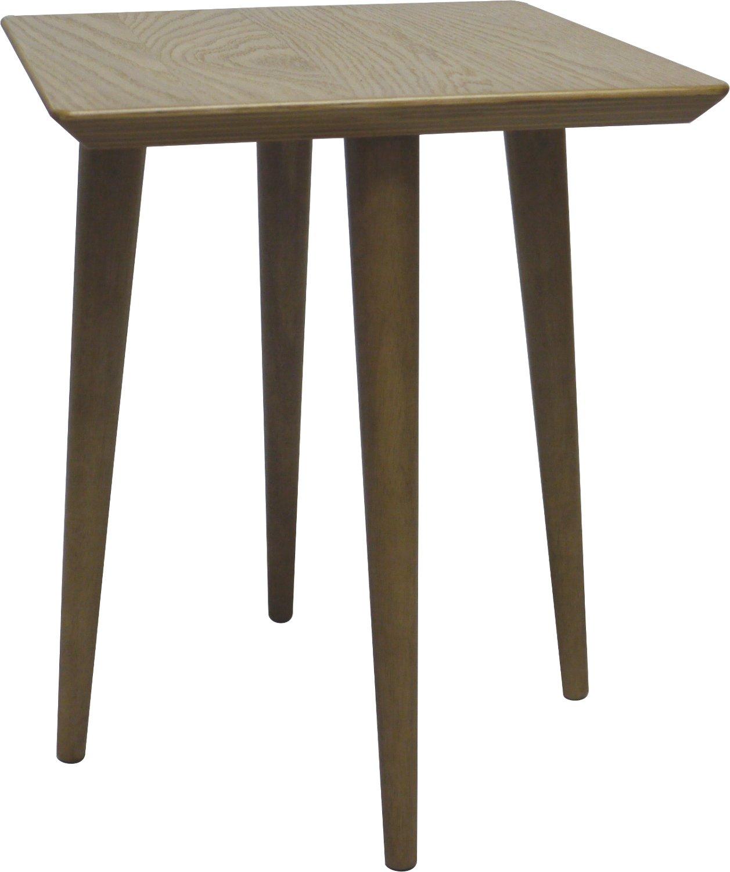イノセント カフェテーブル スクエア ナチュラル IFT002-NA B073VL47CM