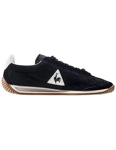 75f73bc09898 Le Coq Sportif Quartz Trainers Blue Size  4 UK  Amazon.co.uk  Shoes ...
