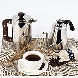Meelio French Press Coffee Maker,1 Liter Insulate