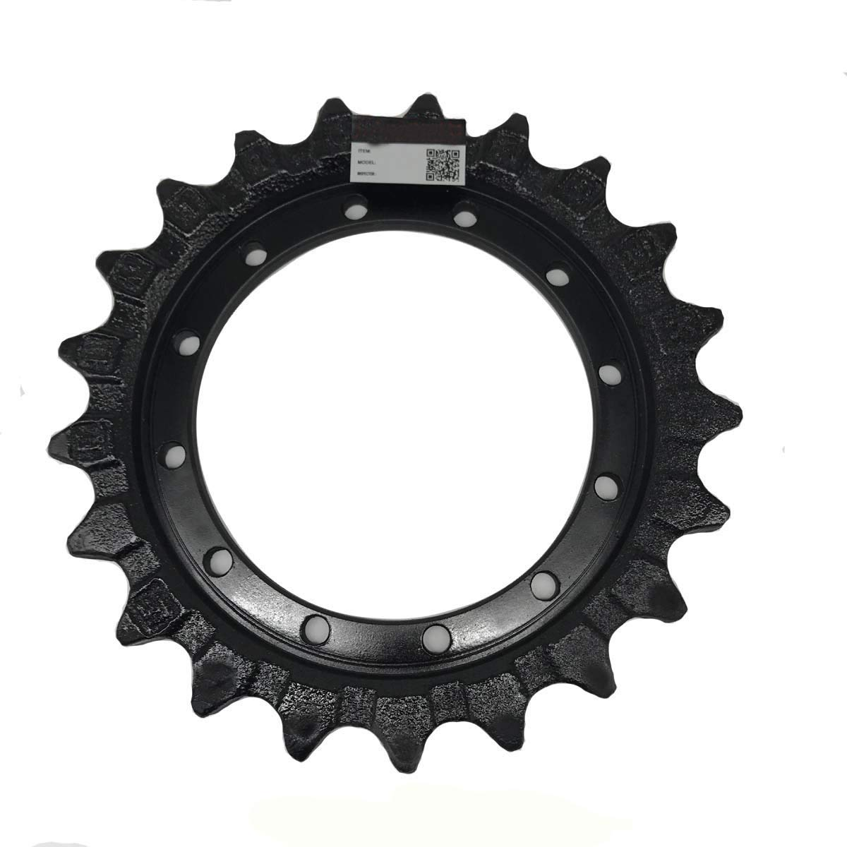 Fit for Mitsubishi MM30T Sprocket Excavator Mini Track Undercarriage Parts