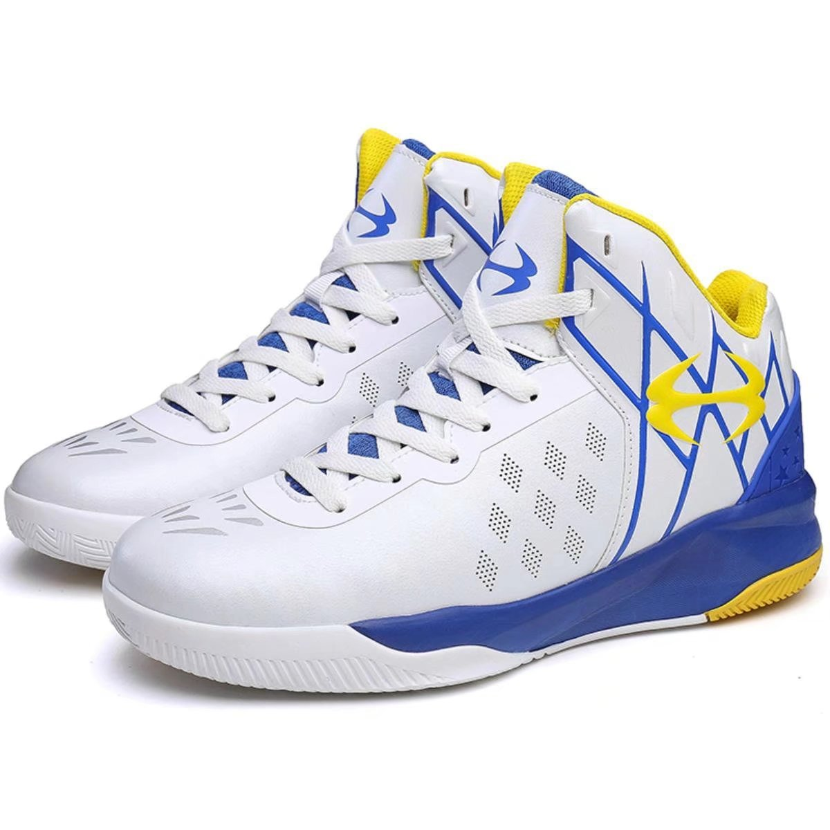 Men's Allstart Sports Shoe Running Casual Ankle-High Breathable Basketball Shoes for boy