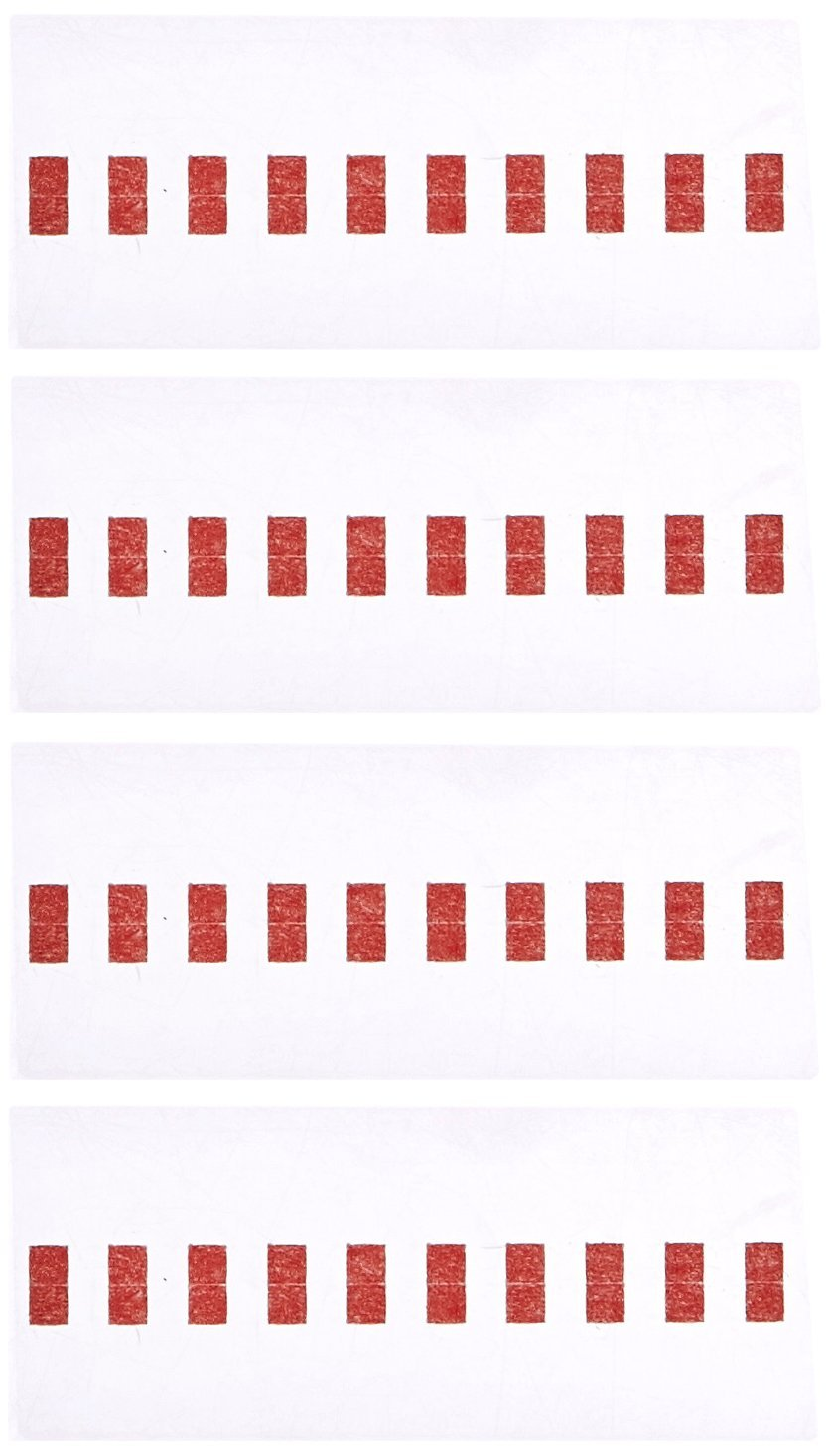 3M 5559 Contact Indicator Tape, 0.118 Squares (1 Pack)