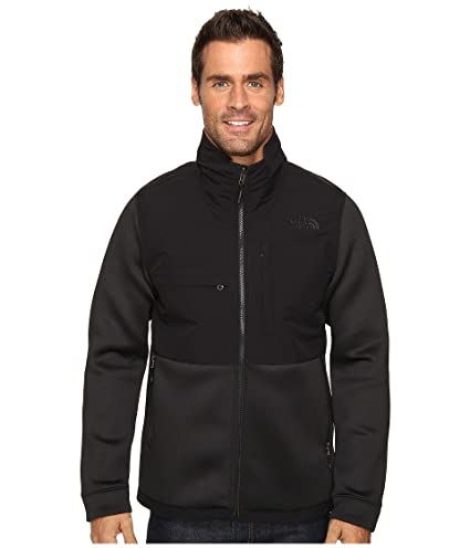 f222344ba Amazon.com: The North Face Men's Novelty Denali Jacket black size ...