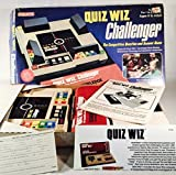 Quiz Wiz Challenger 1981 Coleco 2100 Trivia Educational 4-Player Game
