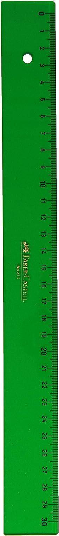 Faber Castell 666//28 /équerre 28cm Vert