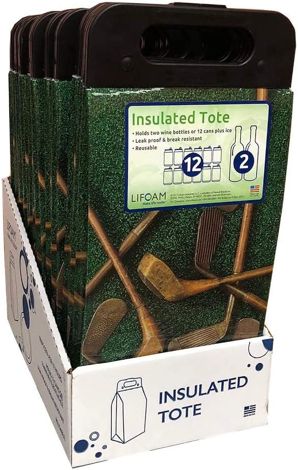Lifoam Golf Koolit Cooler (Case of 12) The Bags