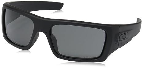 c8d6498590 Oakley Men s Det Cord Rectangular Sunglasses
