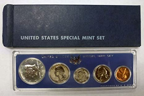 1966 Various Mint Marks Mint Set Perfect Uncirculated