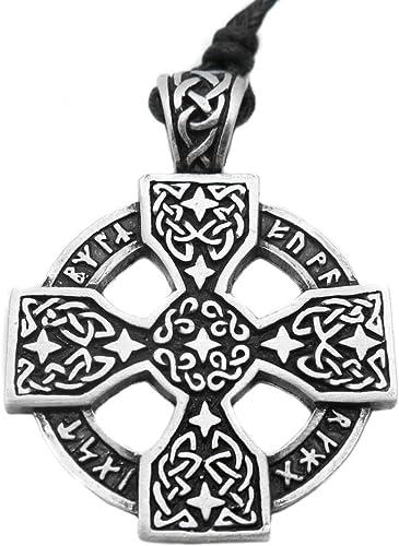 PENDENTIF ETAIN  Croix celtique
