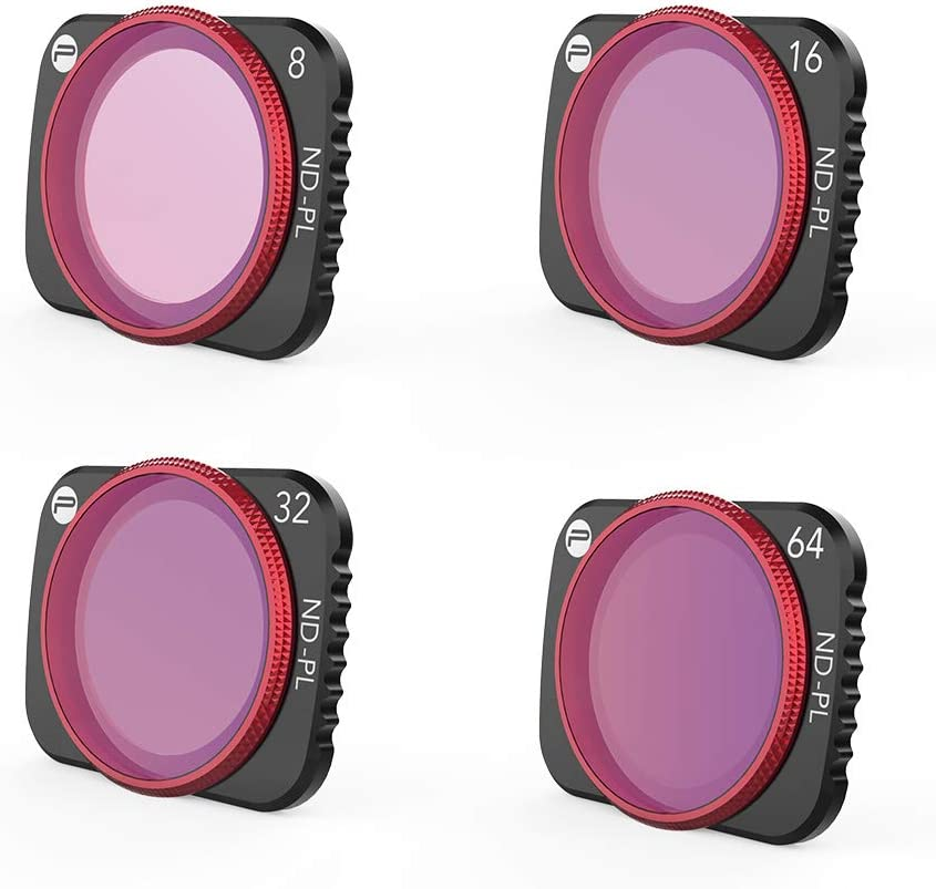 Honbobo Lens Filter UV CPL ND ND-PL Filter for DJI Osmo Action