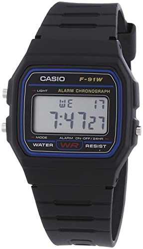 Image result for casio f91w digital sports watch