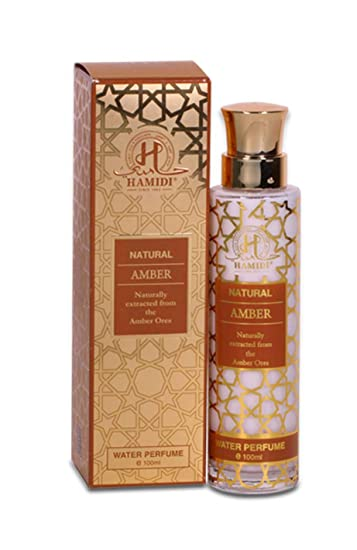 beff760bd HAMIDI OUD & PERFUMES NATURAL AMBER For Unisex 100ml - Eau de Parfum ...