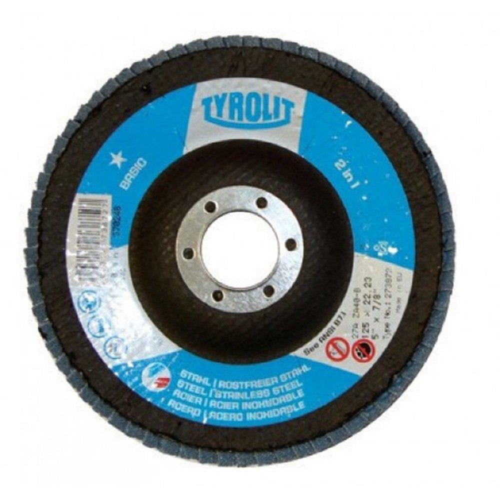 Tyrolit 273874 Pack de 10 Discos de Lijado