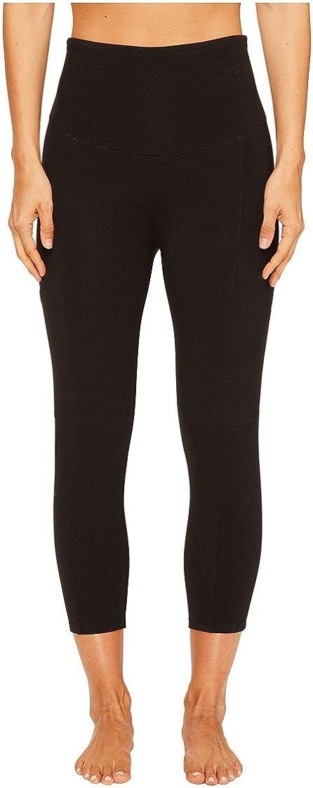 Yummie Women's 3/4 Legging With Side Pocket