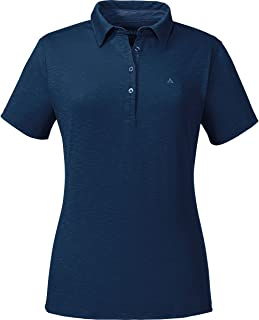 Schöffel Damen Polo Shirt Capri1