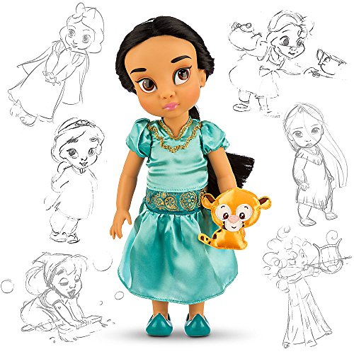 Disney Animators' Collection Jasmine Doll - 16 Inch (Jasmine Doll)