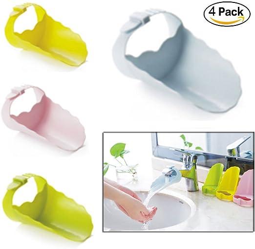Children Chute Baby Faucet Extender Water Faucet Extender Sink Faucet Extender