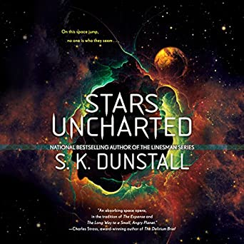 Stars Uncharted Audible Audiobook – Unabridged S. K. Dunstall (Author), Emily Woo Zeller (Narrator), Penguin Audio (Publisher)