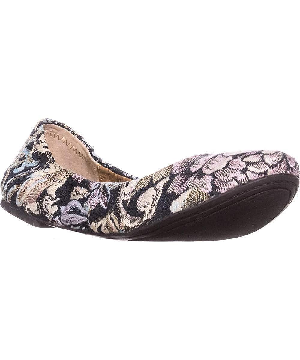 Lucky Brand Mujeres Emmie Piel Zapatilla de Ballet, Shady Spruce Moroccan, Talla 8: Amazon.es: Zapatos y complementos
