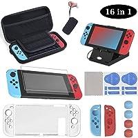 16 en 1 Kit de Accesorios para Nintendo