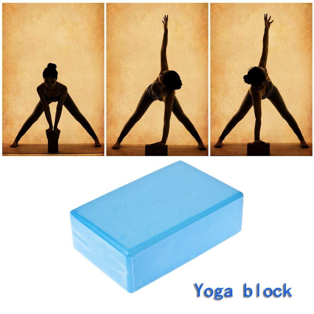 ToGames-ES Inicio Ejercicio Herramienta Buen material EVA Bloque de yoga Ladrillo Espuma Herramientas deportivas
