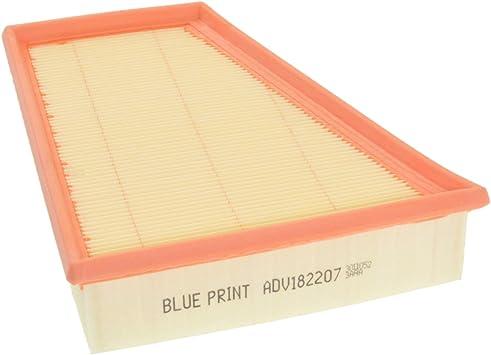 Blue Print Adv182207 Luftfilter 1 Stück Auto