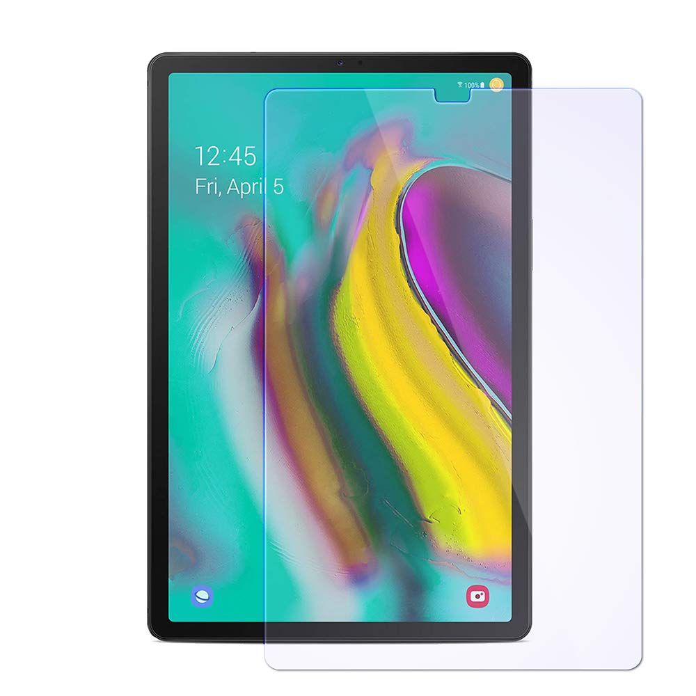 ZoneFoker [2 Pack] Samsung Galaxy Tab A 10.1 inch 2019 Tablet Screen Protector, [Anti-Scratch][Easy Installation][Bubble Free] Tempered Glass for Galaxy Tab A 10.1 2019 SM-T515/T510