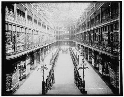 Photo: Arcade,shopping - Shopping Cleveland Oh