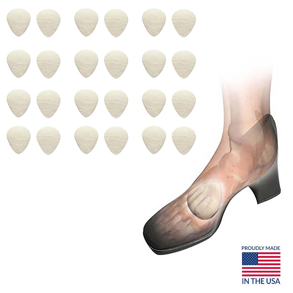 HAPAD Metatarsal Cookies, 5/16 inch, Men's, case of 12 pairs by HAPAD
