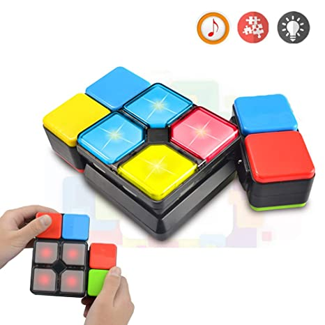 Toys For 6 12 Year Old Boys Girls JoyJam Rubiks Music Cube Puzzle Toy Electronic