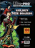ULTRA PRO Golden Age Pack Of 100 Comic Book Bags
