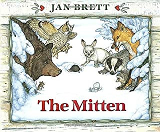 Book Cover: The Mitten, 20th Anniversary Edition