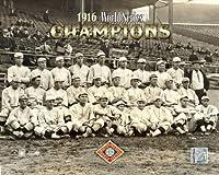 1916 BOSTON RED SOX TEAM WORLD SERIES CHAMPIONS 8x10 Photo PHOTOFILE BABE RUTH