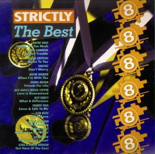 Strictly Best 8 (Strictly The Best Cd)